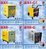 BX1-A,BX1-C1/B1,BX6,BX6-B/C AC riland welding machine