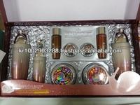 [korea hot cosmetics]Korea snail cream set(5p)