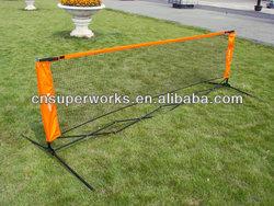 steel foldable portable tennis net