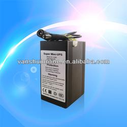 backup power battery 5V for fingerprint and RFID access control