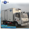 mini mobile refrigerator van truck