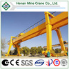 A frame Double Girder Gantry Crane, Rail Mounted Gantry Cranes