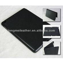 New Ultra Thin Smart Cover Case For iPad Mini, PU Leather Sleep Wake Stand Folio Case For iPad Mini