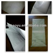 HY-C112 composite pinch bottom paper bags, milk powder in 25kg bags