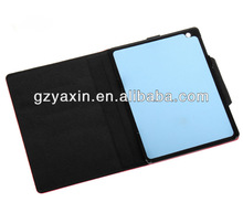 leather case for apple ipad 3,leather case for ipad 4