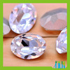 glass beads for jewelry making glass stones silver foiled