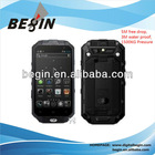 waterproof floating mobile phone IP68 rugged android smart phone