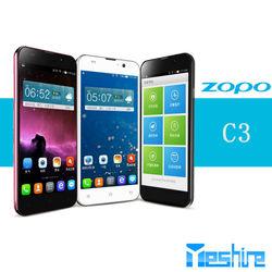 wholesale zopo smartphone zp980/zopo c2/zopo c3/zopo zp950/ zp500+/ zp900/ zp950 quad core mtk6589/ zp910/ zp900s