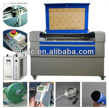 1260 acrylic balsa wooden cafts SUNIC TS laser engraver&cutter machine 80w100w130w motion controller china