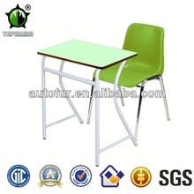 Cheap durable plastic university used school furniture