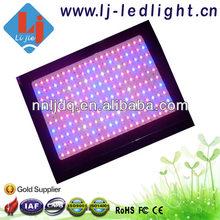 200x3w full spectrum red blue orange green uv ir led grow light 600w for hydroponics greenhosue
