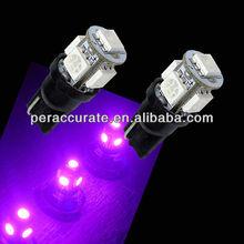 T10/W5W/194/501 5 SMD 5050 3Chip Car LED 5 smd car accessory