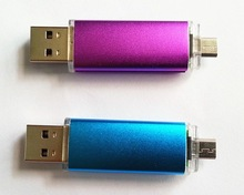 convenience! otg usb pen drive many colors available