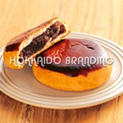 Tsukisamu Anpan Sweet Bun Filled with Red Bean Paste