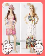 2014 hot sale female plastic mannequin nightclub