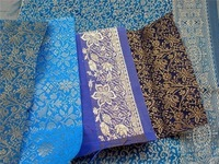 Brocade Silk Fabrics for Wedding stationers, Wedding Stage Decorators, Wedding Clothiers
