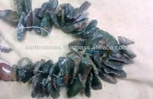 Agate Irregular Gemstone beads