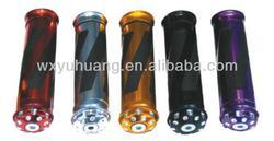 Motorcycle Handle grips Handle bar grip universal for kawasaki ZX 6R 6RR 9R