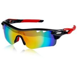 WG5655 Unisex Sport Polarized Cycling Sunglasses M.