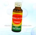 Vitamina energy drink para a saúde nutrição