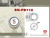 shanghai lift parts elevator for mitsubishi elevator parts push buttons SN-PB110