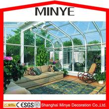 Garden sun room/glass sun room/glass winter garden