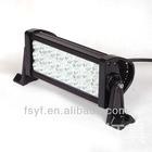 car led light bar 72W 11.5inch 3 rows light bar led