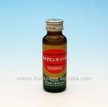 Sport nutrition drink, formulated vitamin