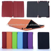 Smart Cover Case With Wake Sleep For Apple iPad Mini 2 ,For iPad Mini 2 Leather Case