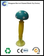Promotional plastic custom logo bouncing ballpen