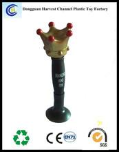 Plastic advertising logo bouncing ballpen for promotional gifts