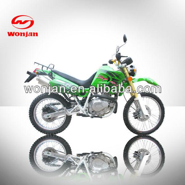 Hot selling motorcycle dirt bike motorcycle(WJ250GY)