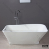 Pure White Thick Acrylic Bathtub/Big Bathtub/Mini Bathtub