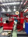 Nueva alta calidad Muti-función de máquina de soldadura de tuberías automático con tres Sopletes para soldar (TIG MIG + + SAW)