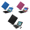Bluetooth Wireless Keyboard Leopard Leather Case Cover Folio For iPad 2 3 4
