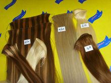 Raw Unprocessed Wholesale hand tied malaysian virgin hair