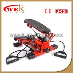 Fitness home gym sports equipment mini cardio twister stepper (WEK-057)