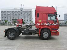 HOWO 4*2 KENWORTH quality haulage vehicle