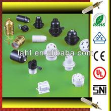 factory price,reading light lamp holder/porcelain table lamp base