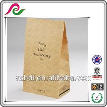 Hot sale grocery murah brown kraft paper bag