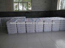 Coton linter de pâte ( usine ) pour Cellulose ether