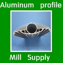 Precision OEM aluminum heat sink