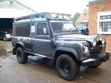 1998 Land Rover Defender 2.5 3dr