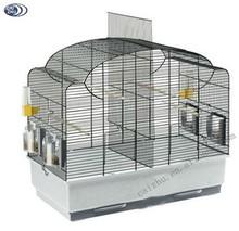 Canary Parakeet Cockatiel Finch Bird Cage W/Divider