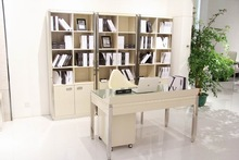 Nice design MDF high gloss cumputer desk