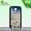 Sublimation Cover for Samsung Galaxy S4 mini , silicon case