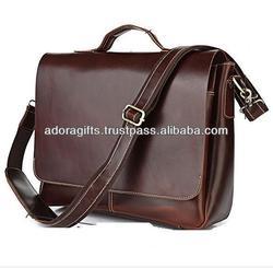 ADALCB - 0049 fashionable laptop case/computer bag / eco-friendly leather laptop bag / personalized laptop carry cases bag