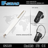 DS320 waterproof bone conduction microphone pen