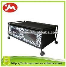 rolling cart organizer;shoe organizer box with rolling cart