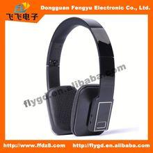Hot sale Super Sound Stereo wireless bluetooth headphone,plastic headphone holder